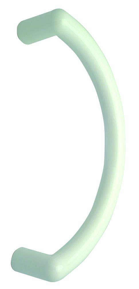 Poignée de porte battante : ø 40 mm - noyau acier