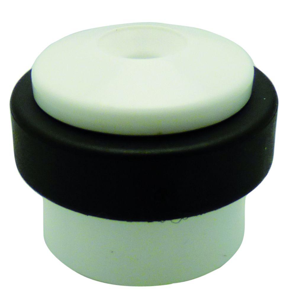 BUTOIR PARQUET PLAST.BLANC D30 421