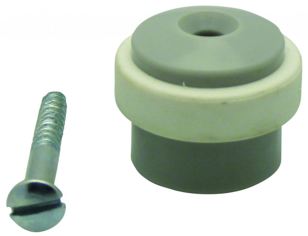 BUTOIR PARQUET PLAST.GRIS DD30 421