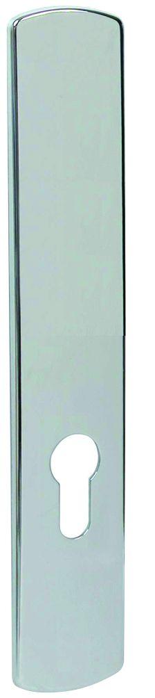 Accessoire pour bouton et béquille : Chromé miroir