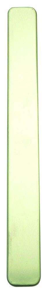 Accessoire pour bouton et béquille : Alu anodisé champagne