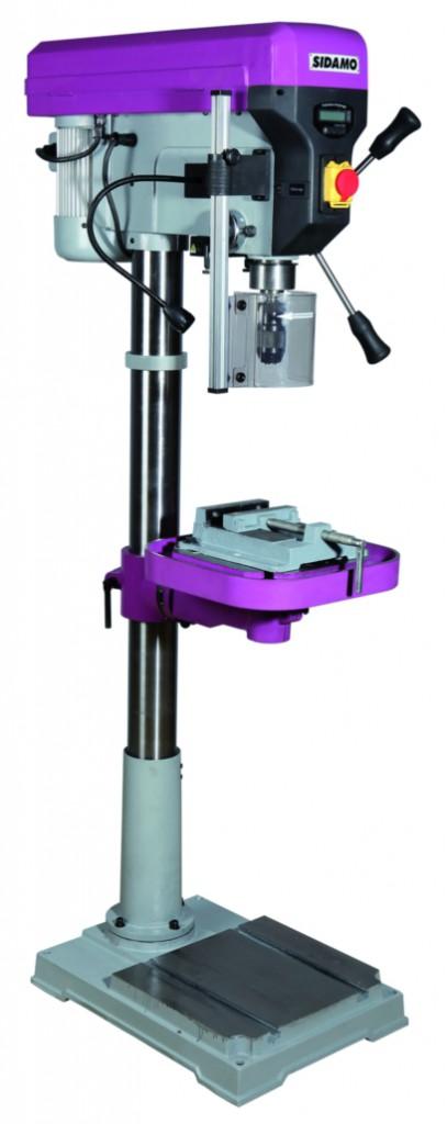 Machine stationnaire travail du métal : Perceuse sur colonne modèle PC 30 FC