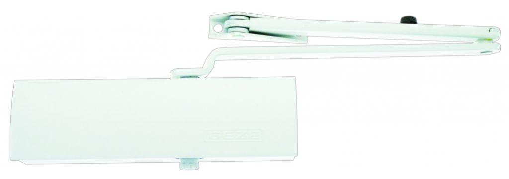 Ferme-porte à crémaillère Geze : Ferme-porte TS 1500 et 1500 G