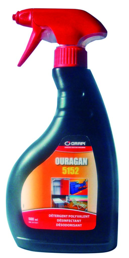 Droguerie : Détergent désinfectant polyvalent - 5152