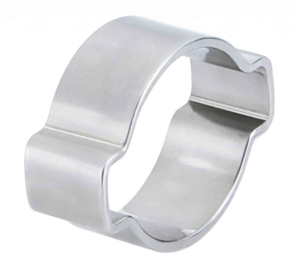 Collier : W1 - acier galvanisé