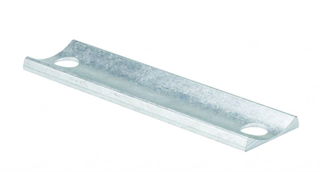 PLAQUE PROFIL TUBE ROND 40.50 OU 60