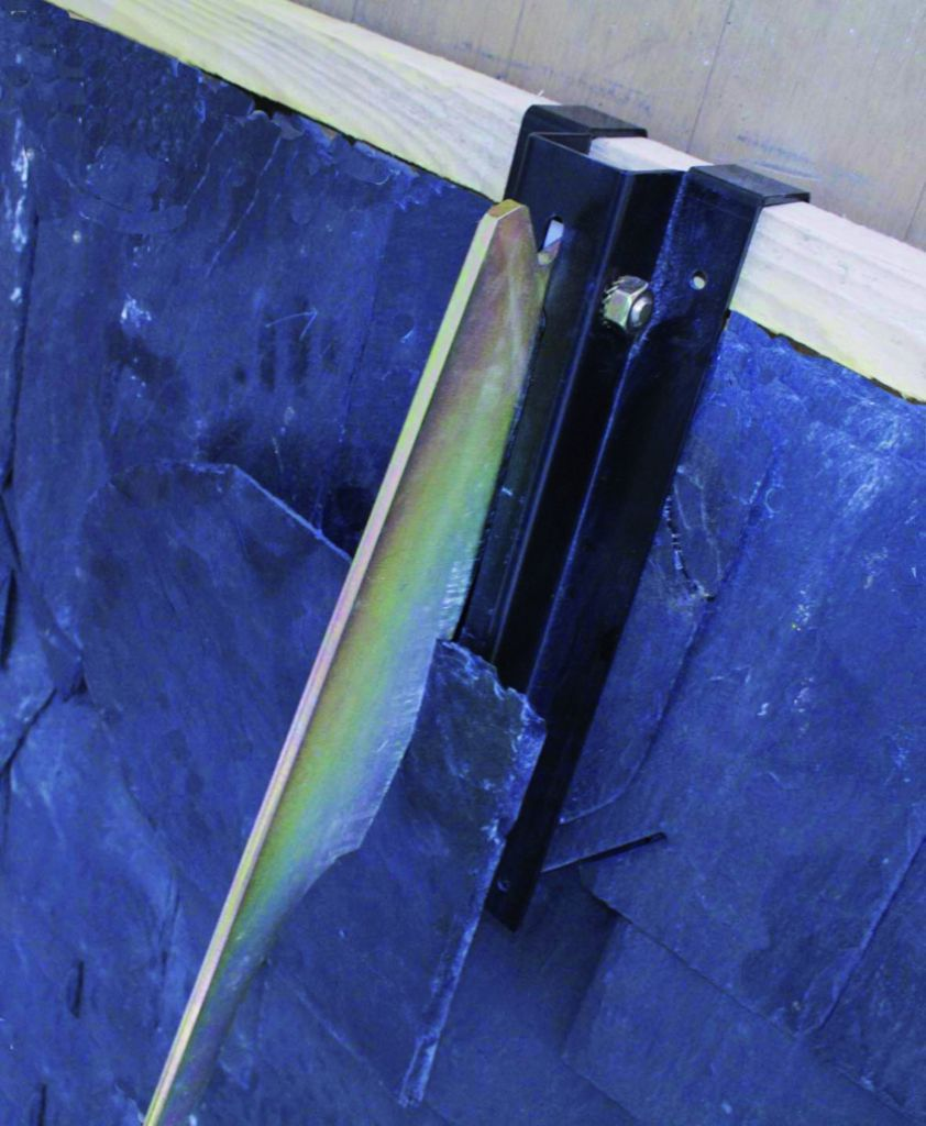 GUILLOTINE ARDOISE 210MM EP7MM MAXI
