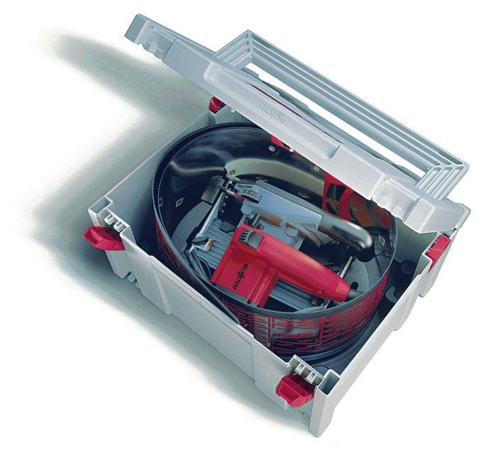 Scie circulaire : KSP 40 Flexistem - hauteur de coupe à 90° - 40 mm - 900 Watts