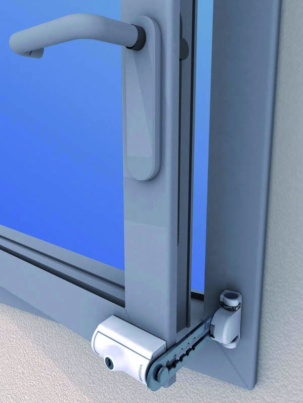 Accessoire de porte : Pour fenêtre 1 vantail - Block'air