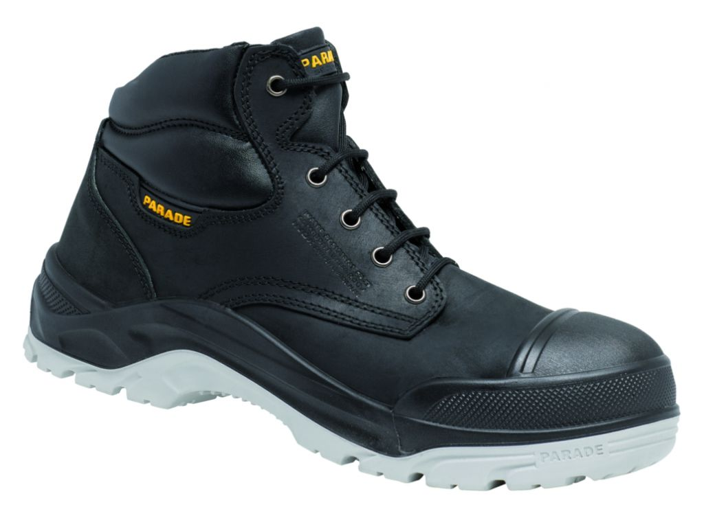 Chaussures hommes S3 : Chaussures hautes Numex - S3/FO/SRC/WRU/A