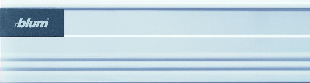 Côté de tiroir double paroi Blum - emballage industriel : Côté de tiroir Tandembox blanc