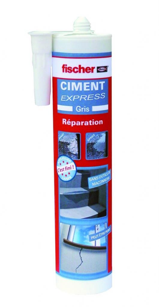 CARTOUCHE 310ML CIMENT EXPRESS GRIS