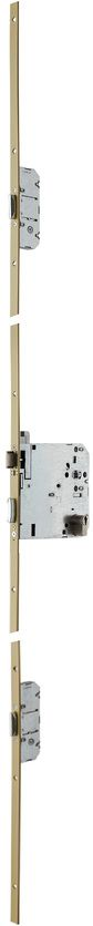 Serrure de sûreté à larder : Série 5000 A120 XL APN1 - CFPF - A2P*