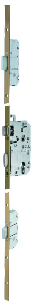 Serrure de sûreté à larder : Série 5000 URG T204 - CFPF