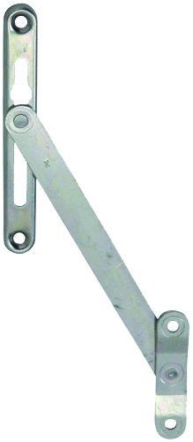 Loqueteau : Compas de soufflet pour menuiserie PVC