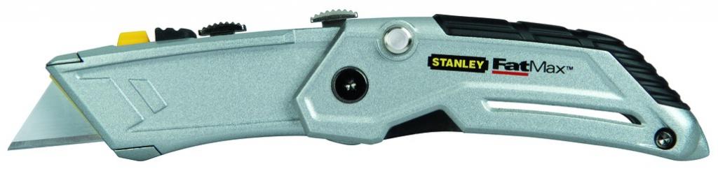 Couteau : FatMax Pro couteau rétractable pliable double