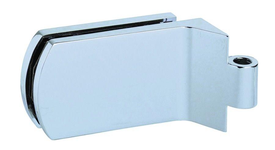 Serrure de porte verre Métalux : Encoche 213 - pour feuillure de 35 mm