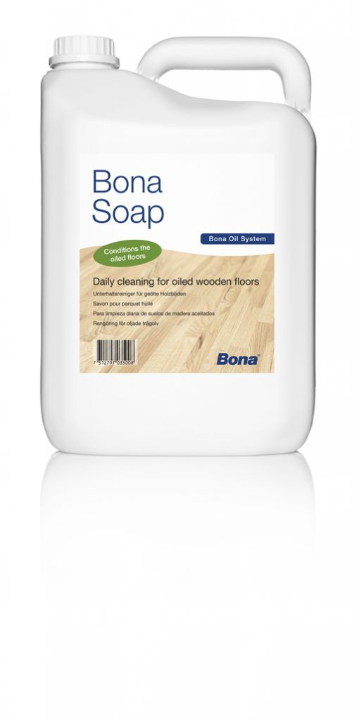 Traitement du bois : Savon pour parquet huile Bona Soap