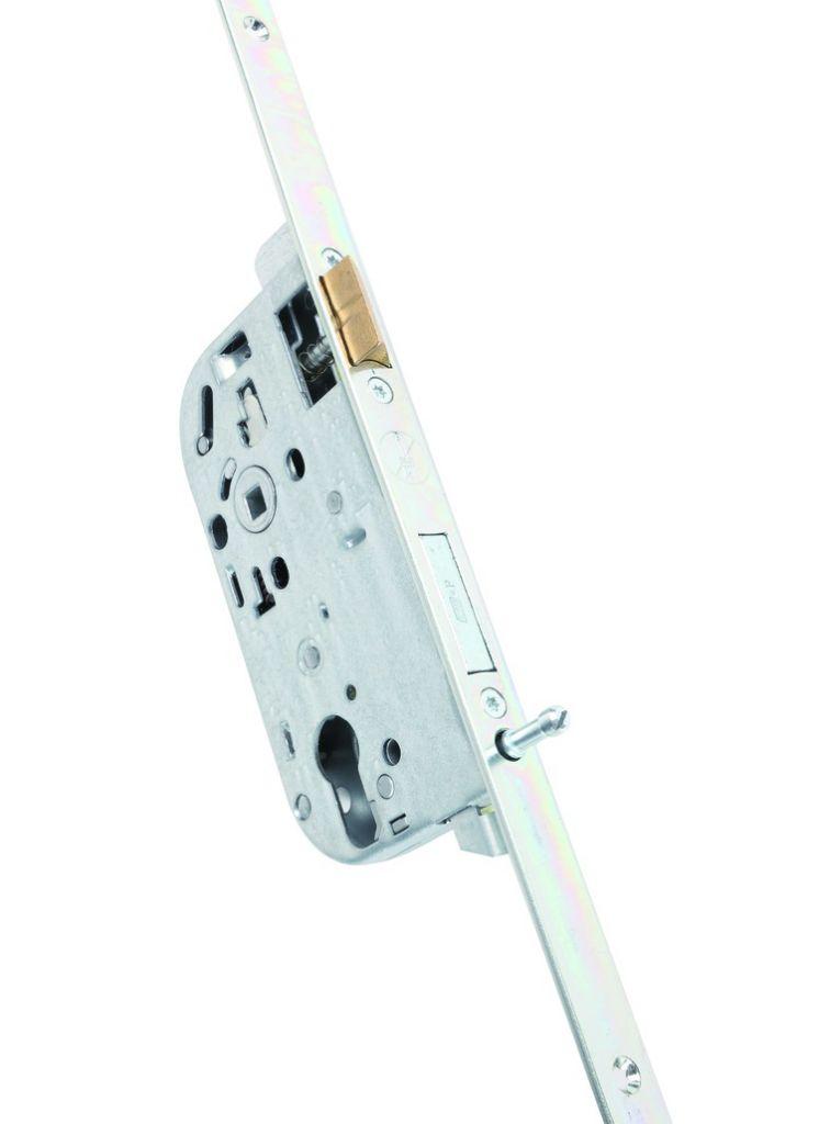 Sûreté à larder multipoints à pêne dormant : Série 8161 NFQC avec label A2P*  coupe-feu / pare-flamme 1/2 heure NF P26103
