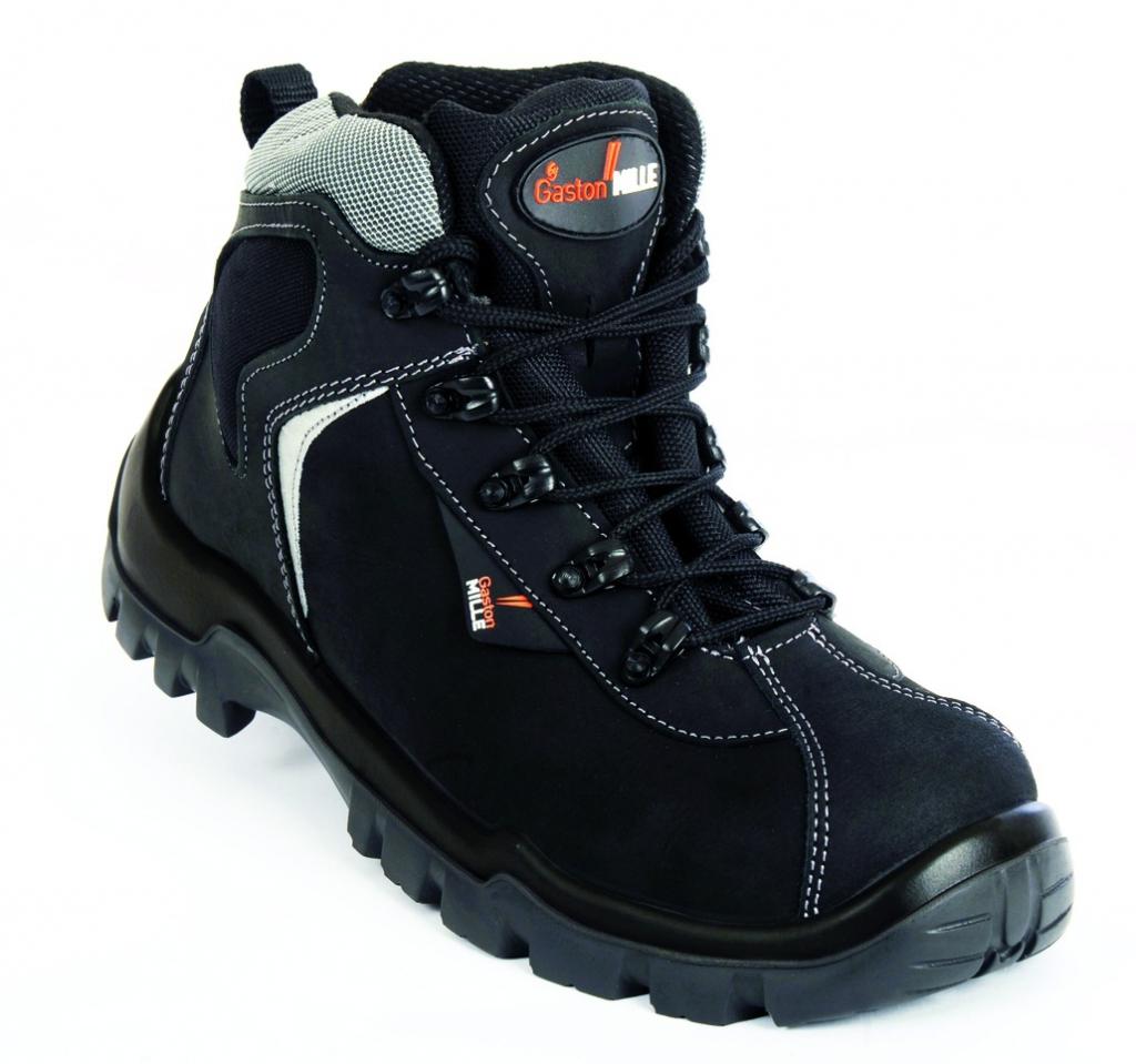 Chaussures hommes S3 : Chaussures hautes Pepper - S3/SRC/HI/CI