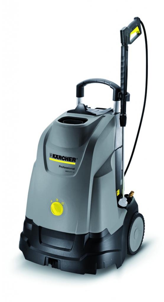 Nettoyage industriel : HDS 5/11 eau chaude monophasé
