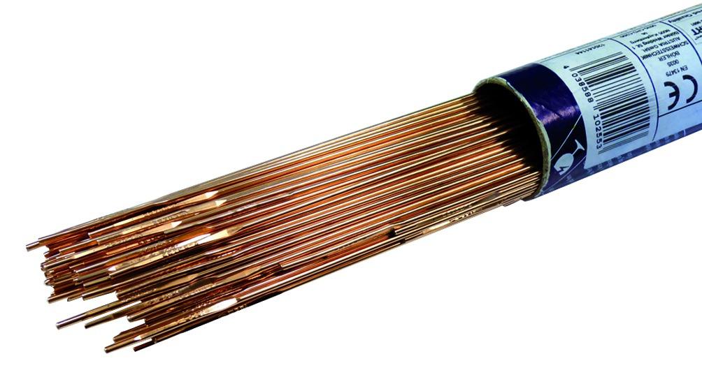 Métal d'apport Tig : Fil d'apport - EML 5