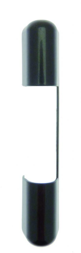 CACHE PALIER COMPAS BOIS/PVC BRUN