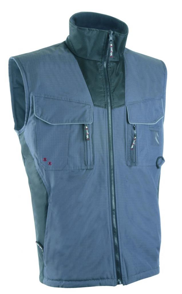 Vêtement de travail : Gilet Gaspe