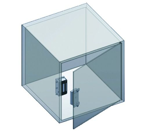 Verrou et contrôle d'accès d'agencement : Force 35 kg - compacte