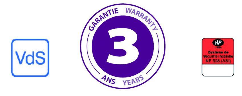 ALIMENTATION DE SECURITE AES 24V2A