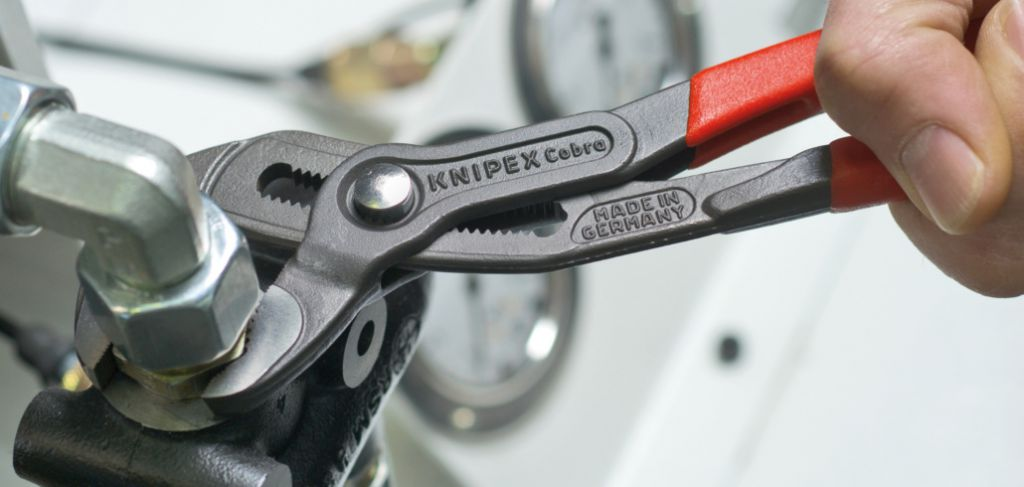 PINCE MULTIPRISE KNIPEX COBRA 180