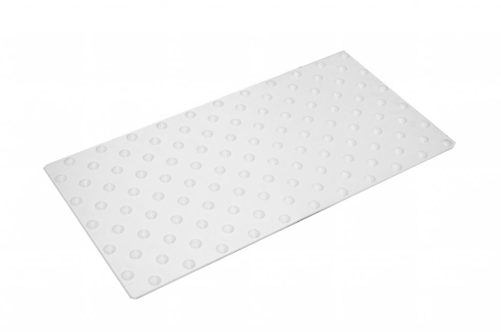 DALLE EXT TPU PODOTACTILE 445X400MM