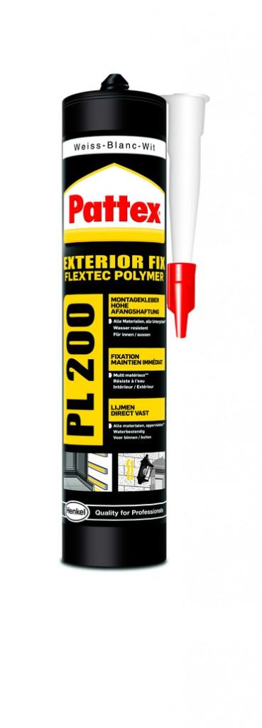 Colle : Polymère hybride PL 200