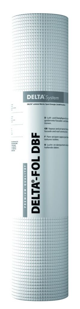 Pare-vapeur : Delta-Fol DBF