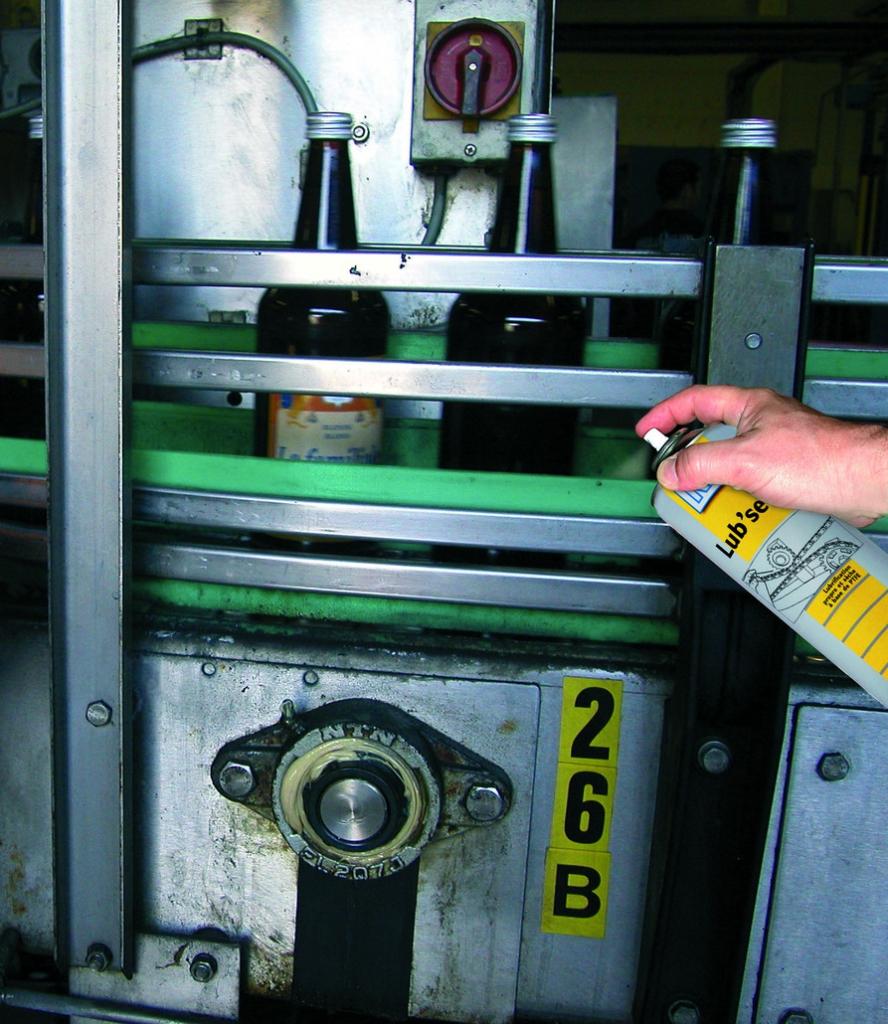 Produits de maintenance : Lub'Sech FPS - 6180