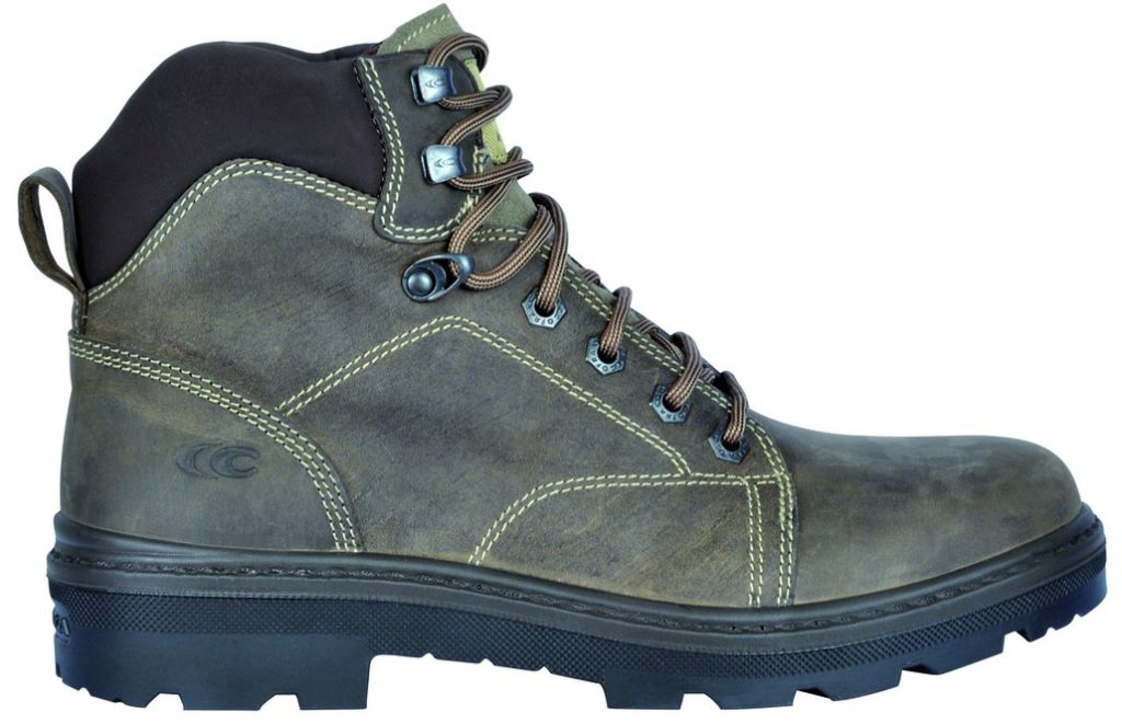Chaussures hommes S3 : Chaussures hautes Land Bis - S3/FO/SRC/E/A