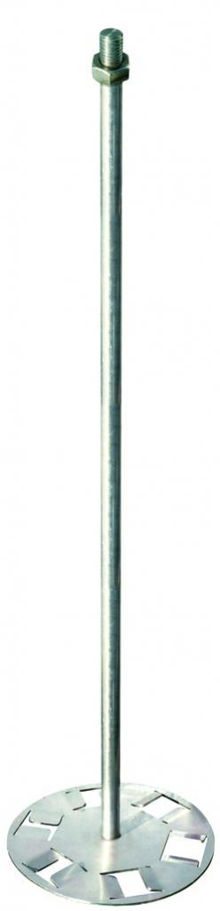 Outillage BTP : Turbine universelle inox M14