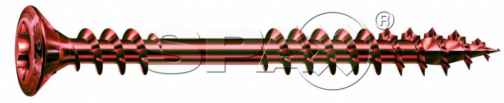 VIS SPAX FACADE A2 ANTIQUE 4,5X50