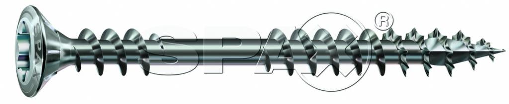 VIS SPAX FACADE A2 4,5X50 T20