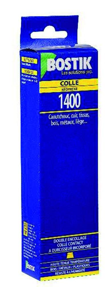 COLLE BOSTIK 1400 TUBE 125ML