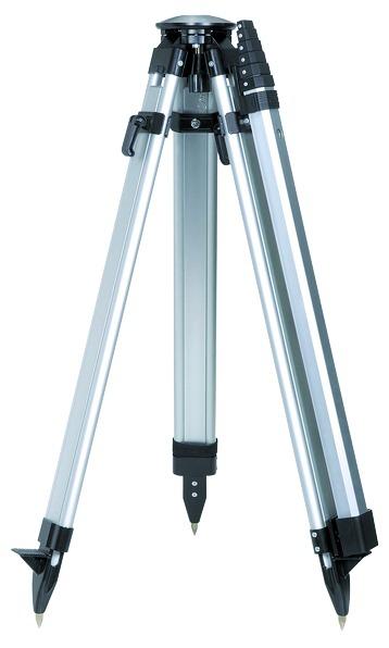 Accessoires pour laser : Combiné trépied 1,65 m et mire 4 m