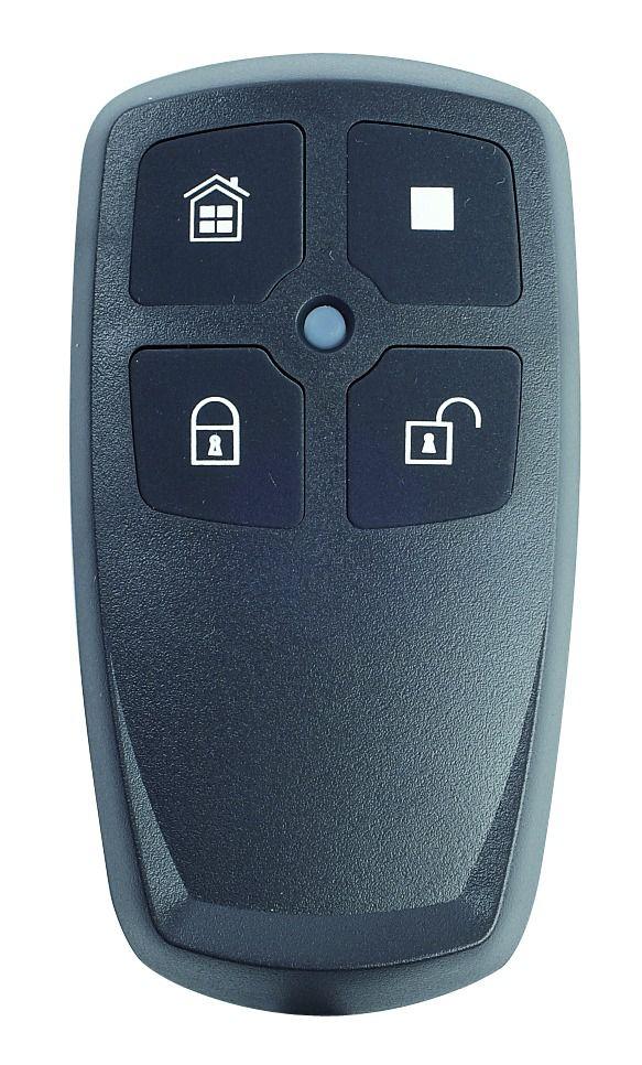 Solution domotique : Télécommande 4 boutons