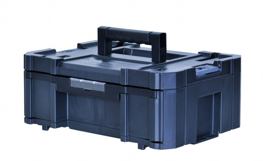 Rangement : Malette grand tiroir 6 casiers - Tstak