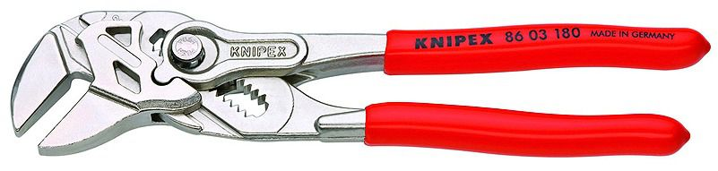PINCE-CLE KNIPEX GAINEE PVC 180MM