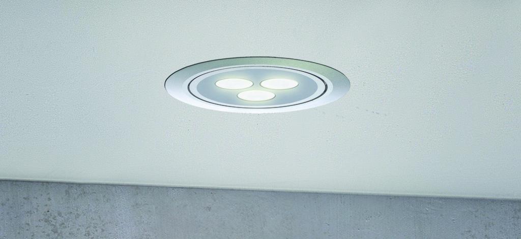 Luminaire led : Bat - blanc neutre