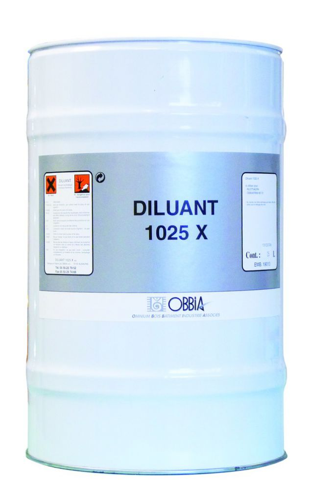 DILUANT TS 1025 25 LITRES