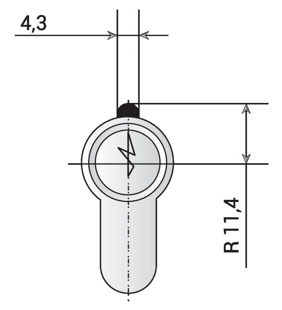 CYLINDRE METALUX NICK. K30X30 21-28