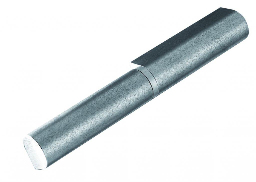 Paumelle à souder : Inox 304 L