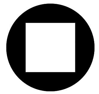 Embout de vissage : Empreinte carrée