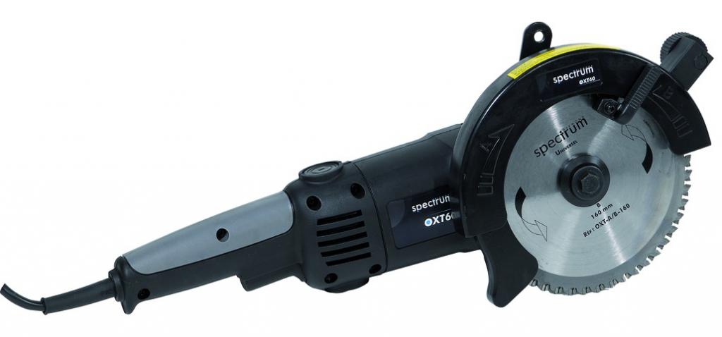 Machine spéciale : Découpeuse double lames OXT60